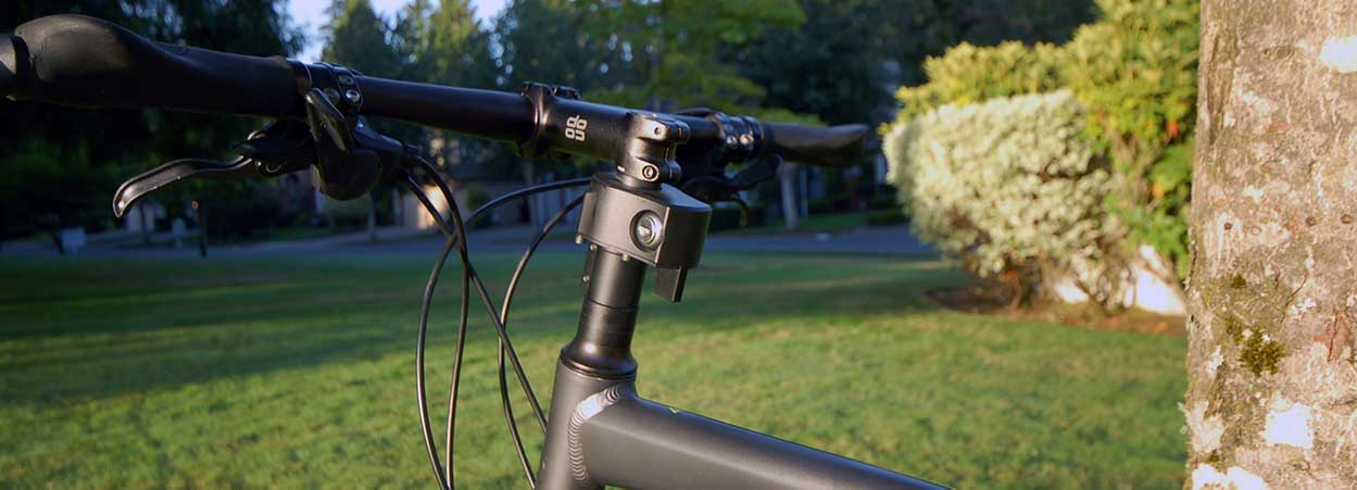 lightweight bike lock